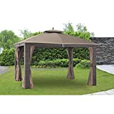 Sunjoy Replacement Mosquito Netting for 10 x 12 ft Sonoma Gazebo