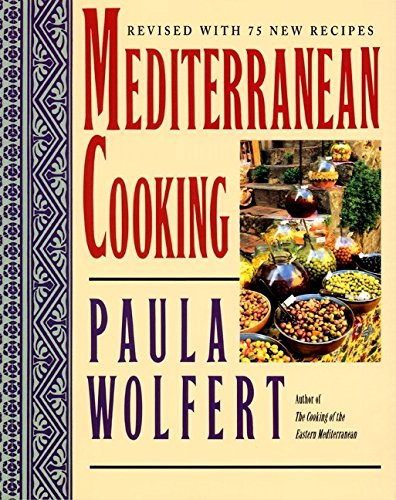 Books : Mediterranean Cooking Revised Edition