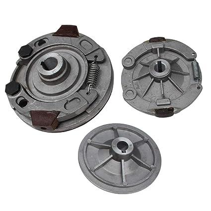 Warehouse aC motors