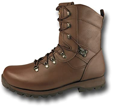 5437948c0a8 Altberg Military Tabbing Boots, MoD Brown: Amazon.co.uk: Shoes & Bags