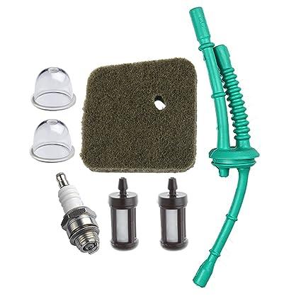 Amazon Com Hipa 4140 124 2800 Air Filter Fuel Line Filter Primer