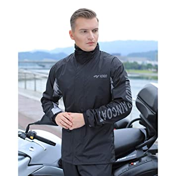DYCLE Moto Traje Impermeable/Pantalón Impermeable Hombre Mujer ...