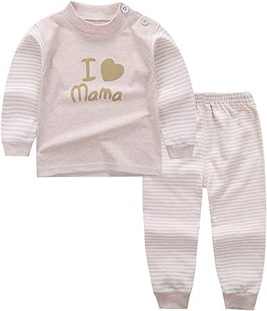 KINDOYO Lindo Impresión Pijamas Set Para Unisexo Niño Minions ...
