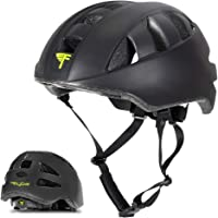 Flybar Kids Helmet- Durable Adjustable Helmet for Bicycle Skateboard Scooter BMX Activities, from Ages 3 to 14
