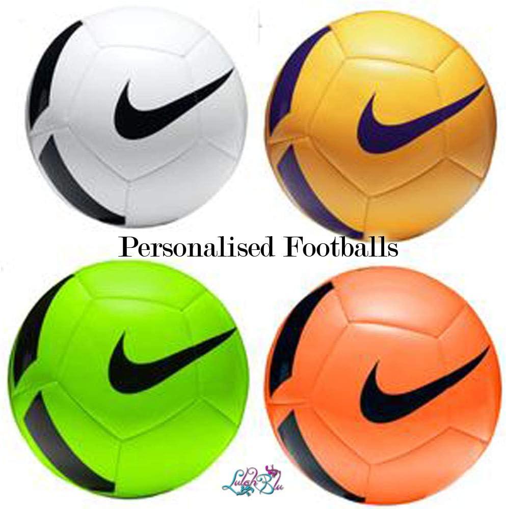 Balón de fútbol personalizable sin soporte de exhibición | Balón ...