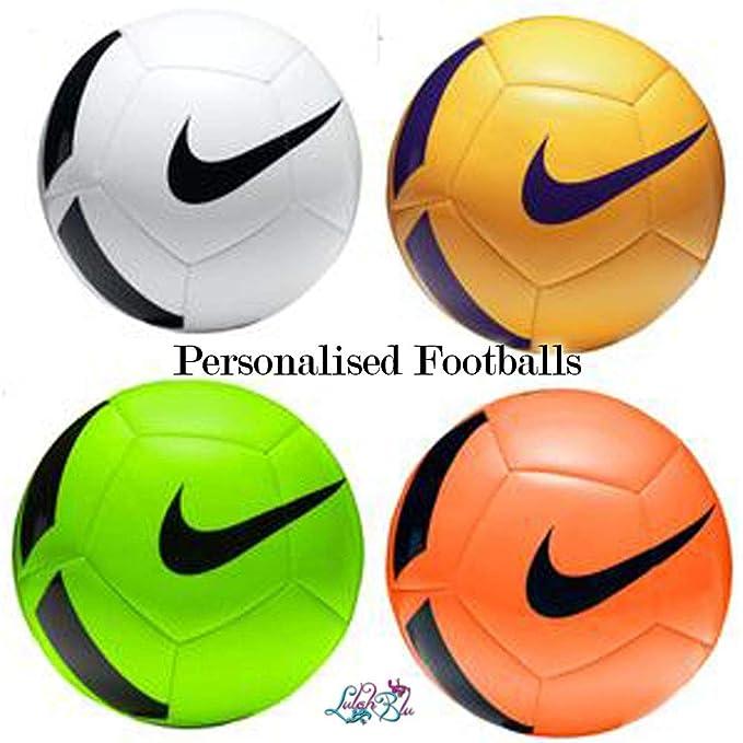 Balón de fútbol personalizable con soporte de exhibición | Balón ...