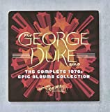 George Duke Band - The Complete 1970s Epic Album Collection by Sony Legacy