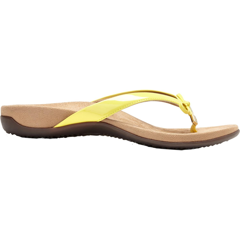 Vionic Women's Bella Yellow Sandal 11 M