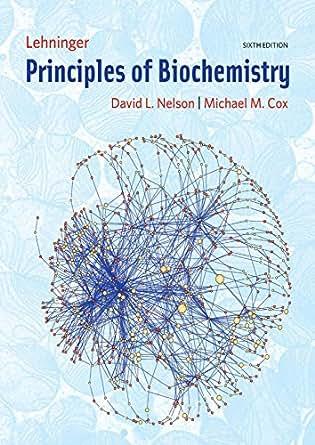 nelson cox lehninger principles of biochemistry pdf