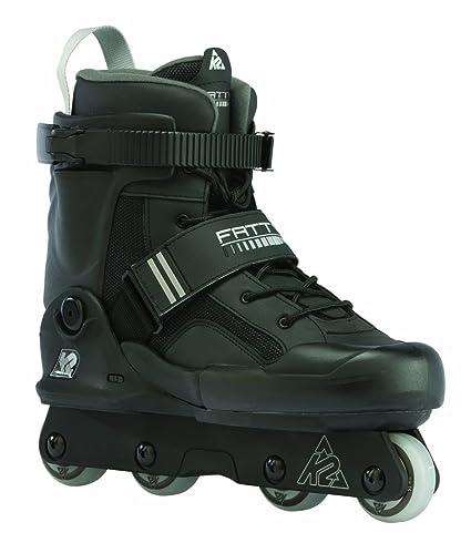 9b1240cc8f9 Amazon.com : K2 Skate Men's Fatty Pro Inline Skates, 12.5, Black ...