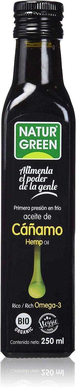 ACEITE CAÑAMO 250 ml