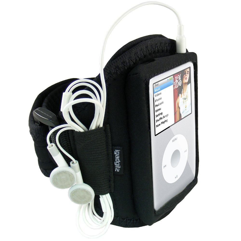 igadgitz WL-TKRY-Q9YB Brazalete Armband Sport Deporte Funda para Apple iPod Classic 80