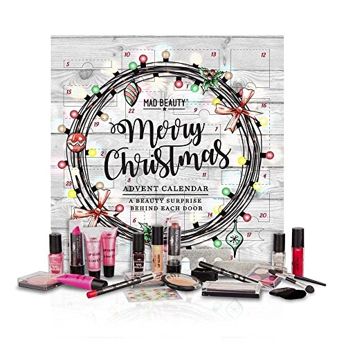 Mad Beauty Advent Calendar- Christmas Lights