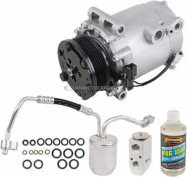 For Saturn Vue 2004 2.2L Complete AC A//C Repair Kit w// NEW Compressor /& Clutch