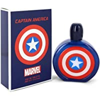 Marvel Marvel Captain America Eau De Toilette 100Ml Spray