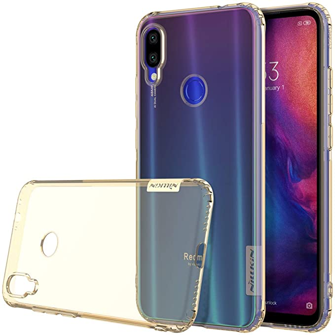 Amazon.com: Redmi Note 7 Funda, Redmi Note 7 suave cubierta ...
