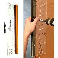 Perforadora de estante, para armario, perforación de puerta