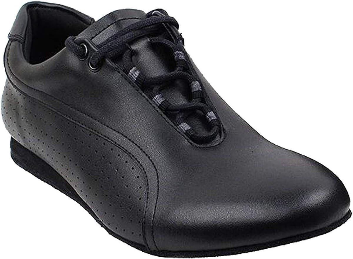 Bundle of 5 Mens Ballroom Dance Shoes Tango Wedding Salsa Latin Dance Shoes CD9319EB Very Fine 1.5