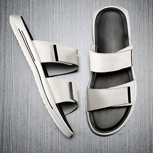 di e da uomo da tendenza spiaggia antiscivolo davvero Le uomo ciabatte d'estate RBB da indossano sandali da A uomo ZSaWn