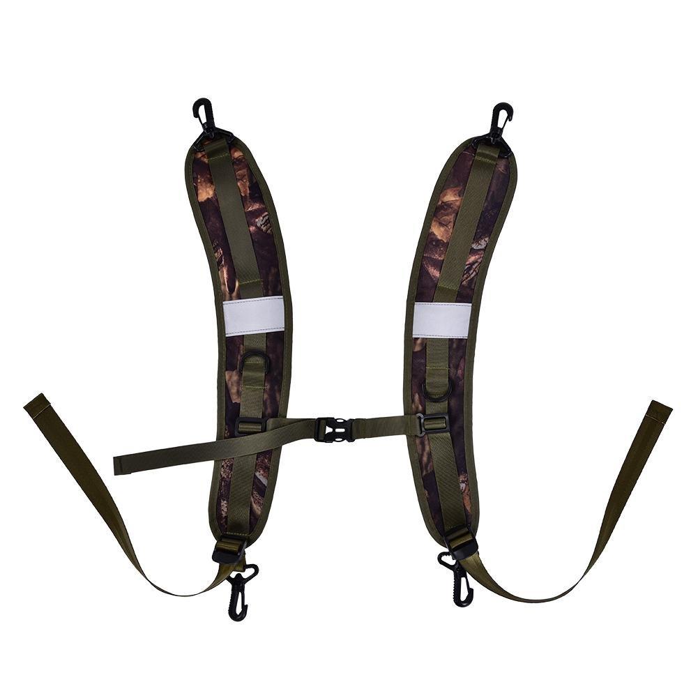 1 Pair Backpack Shoulder Strap, Adjustable Waterproof Replacement Shoulder Straps VGEBY