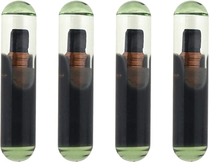 Transponder ID48 chip di telecomando chiave auto di ricambio