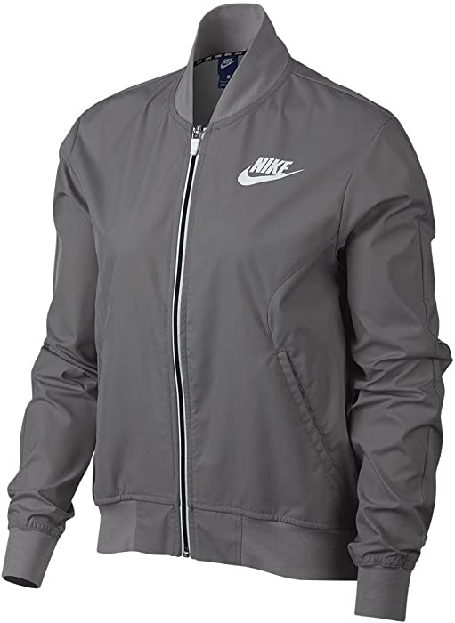 Nike Damen Jacke Grau grau XS: Amazon.de: Bekleidung