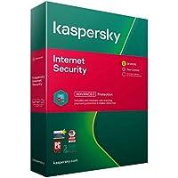 Kaspersky Internet Security 2021 | 5 Apparaten | 1 Jaar | Antivirus en Secure VPN inbegrepen | PC/Mac/Android…
