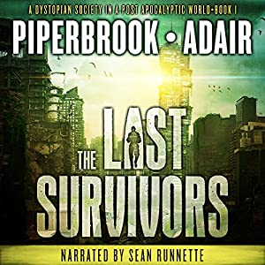 The Last Survivors Audiobook