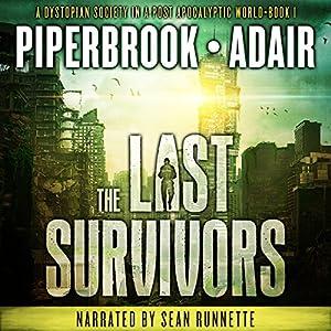 The Last Survivors Audiobook