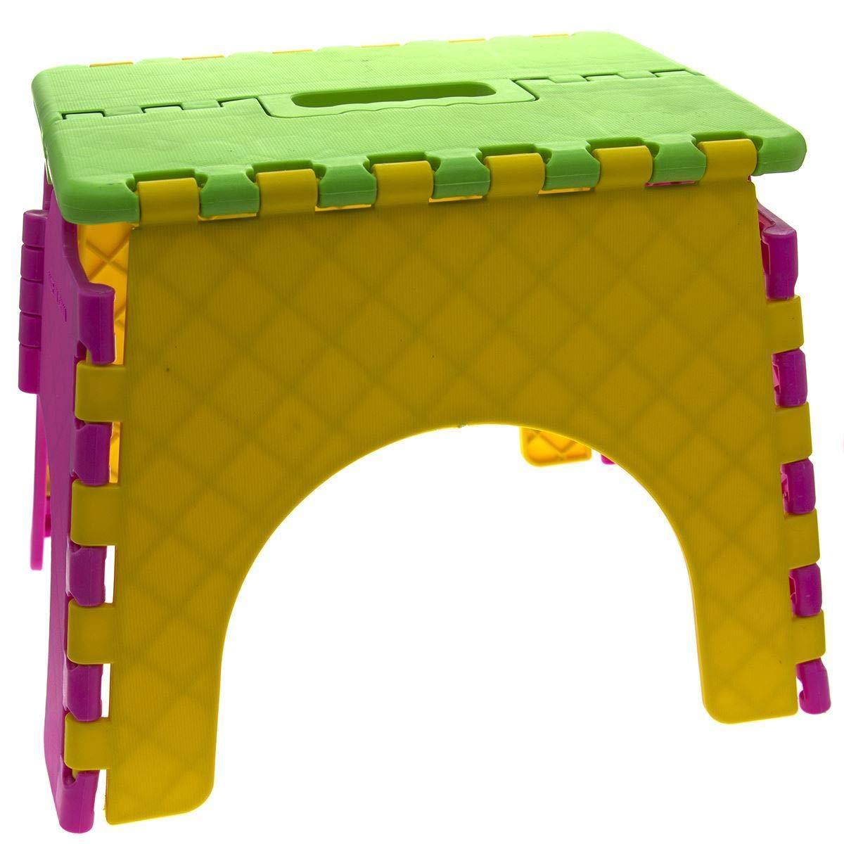 taburete de plástico Plegable Para Niños Plegable con ASA ...