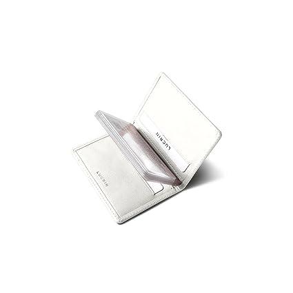 Lucrin - Étui pour Carte de Credit ou Porte-Carte Bancaire en Cuir Véritable  - 3f743839b18