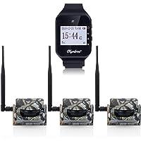 Olymbros Sensores Para Caza Con Alarma en Reloj