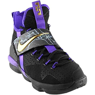 b8f7e5bf21b Amazon.com  Nike Lebron Xiv Hwc Big Kids Style  AA3258-590 Size  6.5 ...