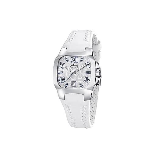Lotus 15510/1 - Reloj de mujer de cuarzo, correa de piel: Amazon.es: Relojes