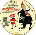 Captain Kangaroo Marching Song! Brown Shoe Company ; March right along with Buster Brown and Tige ; 78 rpm