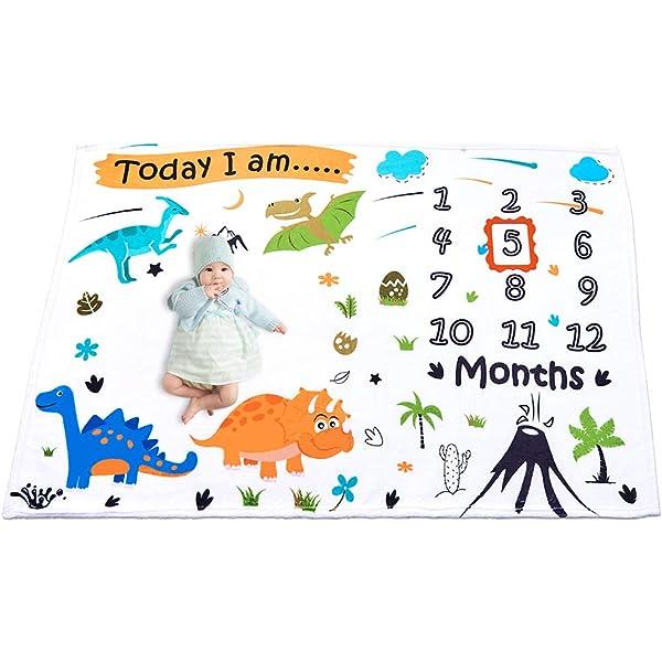 100cm x 100cm Z-Chen Manta de Fotografia para beb/é
