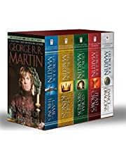 Game of Thrones Boxed Set: 5 copy
