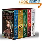 #6: A Game of Thrones / A Clash of Kings / A Storm of Swords / A Feast of Crows / A Dance with Dragons