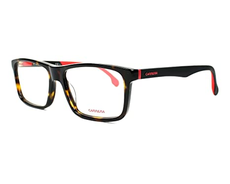 b0be7728e03 Amazon.com  Carrera Plastic Rectangular Eyeglasses 56 00AM Matte ...