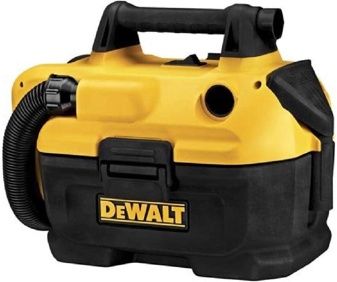 DEWALT DCV580 Cordless Wet Dry Vacuum