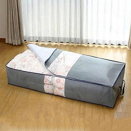 gemini _ mall vtements sac de rangement sous lit pliable sac de rangement pour - Rangement Sous Lit