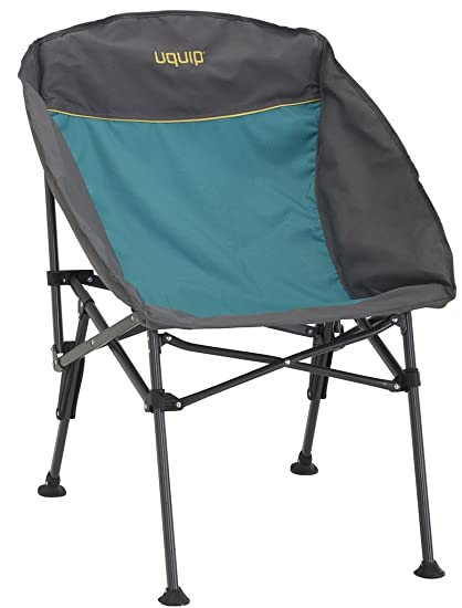 Uquip Comfy - Comfort Folding Chair for Camping and Sports