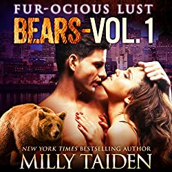 Furocious Lust Volume One: Bears