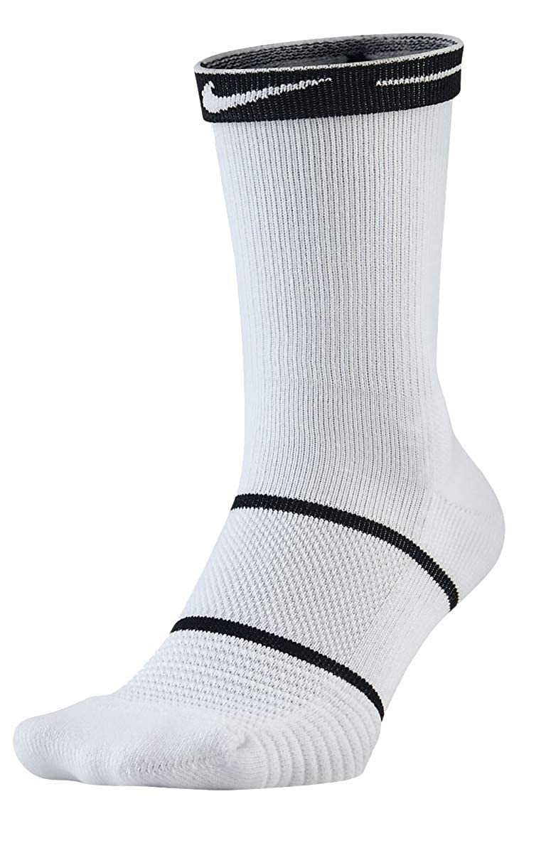 Nike Nikecourt Essentials Crew Socks, Unisex Adulto, White ...