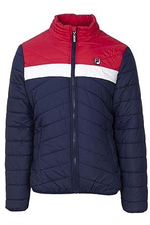 Fila Piselli Padded Jacket, Blouson: : Vêtements et