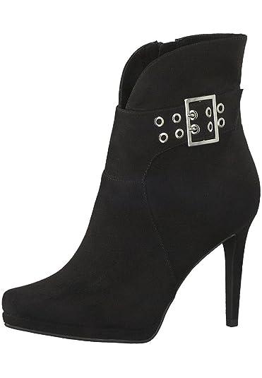 a37e5a6f5b4648 Tamaris 1-25362-29 Schuhe Damen Stiefeletten Ankle Boots  Amazon.de  Schuhe    Handtaschen