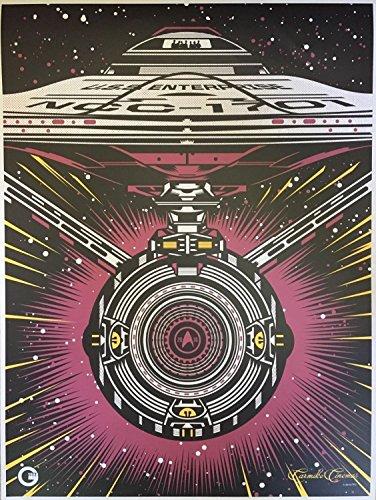 Star Trek Beyond  18 X24  Original Promo Movie Poster 2016 Carmike Exclusive