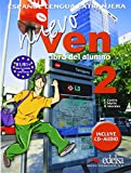 img - for Nuevo Ven 2. Alumno + CD (Spanish Edition) book / textbook / text book