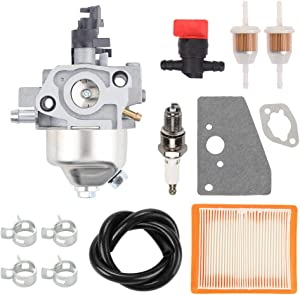 Wellsking 14 853 49-S 14 853 36-S Carburetor for Kohler XT650 XT675 XT149 XT173 XT6 XT7 Engine Toro Lawn Mower Carb Replace 14 853 21-S 1485359-S w Air Filter Kits