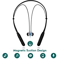 Lotiyo Sweatproof Deep Bass HiFi Stereo 8 Hours Playtime Noise Cancelling Bluetooth Headphones